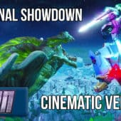 Fortnite – The Final Showdown – Cinematic Version