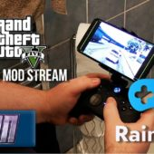 """Rainway"" Grand Theft Auto V running on Android???"
