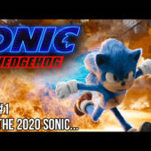 Trailer #1 but with the *NEW* Sonic redesign!