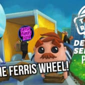 """Totally Reliable Delivery Service"" Fix The Ferris Wheel! 