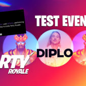 """Major Lazer"" Party Royale Test Event 